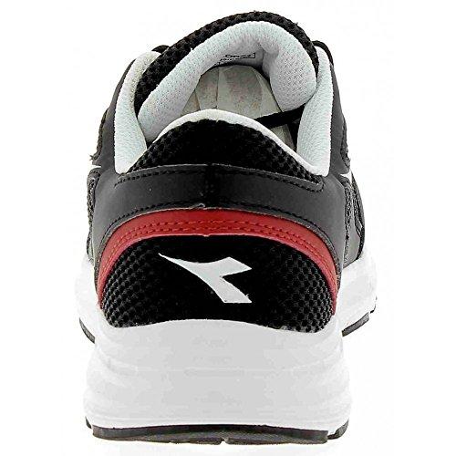 Adulte PEPPER BLSCK Chaussures Course Shape Mixte CHILI WHITE 7 de Diadora PUZYSZ4