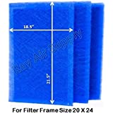 Dynamic Air Filter (3 Pack) (20x24)