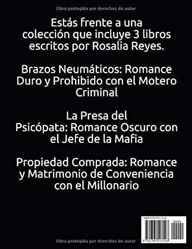 El Borde del Peligro: 3 Novelas de Romance y Erótica de Riesgo ...