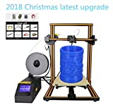 3D Printer CR-10S Blue Creality 3D Printer Updated Dual Z Axis 300×300×400mm Large
