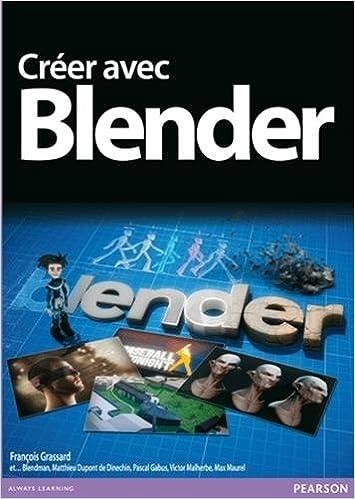 Créer Grassard Livres François Avec Blender shrBdCtQx