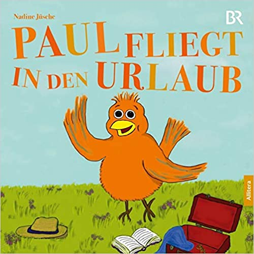 Paul fliegt in den Urlaub