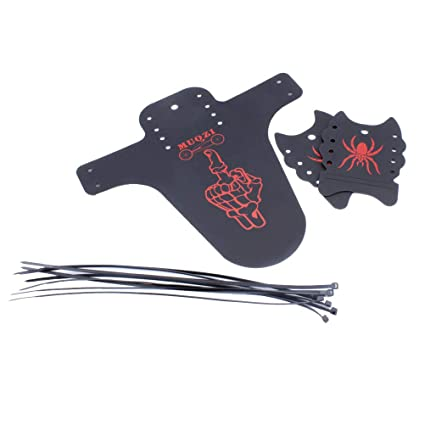 Buy VORCOOL Mountian Bike Fenders Front and Rear Mud Guards for Road Bike  Bicycle Online at Low Prices in India - Amazon.in 38bfd9b91c8