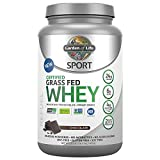 Garden of Life Sport Certified Grass Fed Clean Whey Protein Isolate, Chocolate, 23.7oz (1lb 7.7oz / 672g) Powder Review