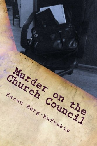 Download Murder on the Church Council: an Arianna Archer Murder Mystery pdf