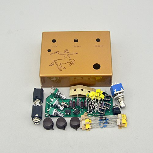 DIY Your Genuine Professional Overdrive Guitar Effect Pedal All Kits US2