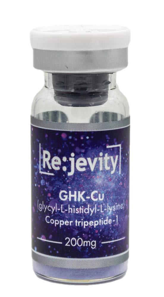 Rejevity GHK-Cu Copper 200mg (Copper Tripeptide-1)