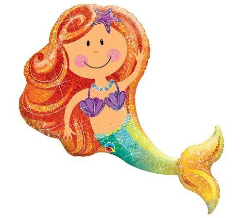 Qualatex Merry Mermaid 38