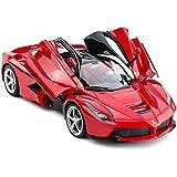 RASTAR 1/14 Scale Ferrari La Ferrari Laferrari Radio Remote Control Model Car R/C RTR Open Doors (Color May Vary)