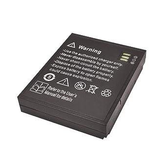 MUNBYN Batería de Repuesto para IMP001 & IMP017: Amazon.es ...