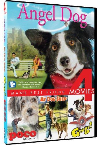 Angel Dog/My Dog Shep/George/Paco - 4-pack