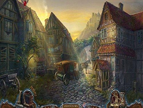 Dark Tales Edgar Allan Poes THE MASQUE OF RED DEATH Hidden Object PC Game + Bonus