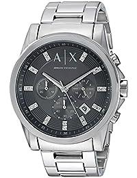 Armani Exchange AX2092 Watch, Men, Silver