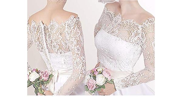strech half sleeve bridal bolero Black lace silver floral wedding shrug gothic prom bridesmaids shoulder coverup