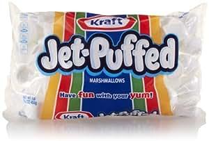 Jet-Puffed Marshmallows, 16 Ounce Bag