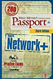img - for Mike Meyers' CompTIA Network+ Certification Passport, Third Edition by Glen Clarke (2009-07-23) book / textbook / text book