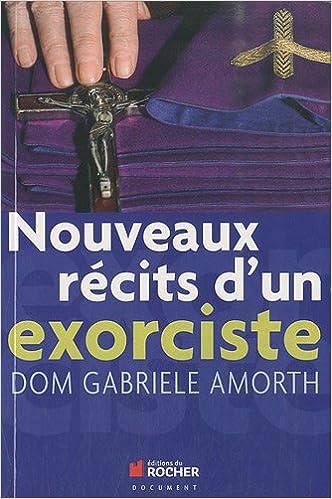 Nouveaux récits d'un exorciste pdf, epub ebook