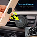 WixGear Universal Twist-Lock Air Vent Magnetic Car