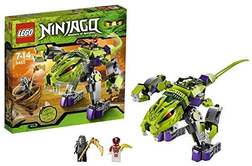 משחק לגו- LEGO Ninjago Set #9455 Fangpyre Mech