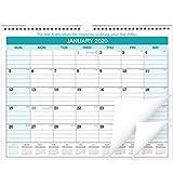 Calendar 2020-2021 - 14 Monthly Wall Calendar with Julian Date, Run from January 2020 Through February 2021, 15 x 11.5 Inches Desk Wall Calendar...