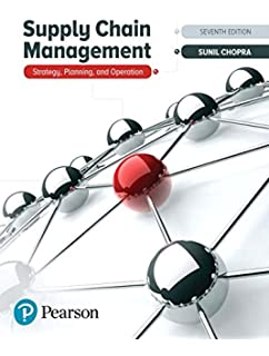 Supply chain management strategy planning and operation amazon supply chain management strategy planning and operation whats new in operations management fandeluxe Images