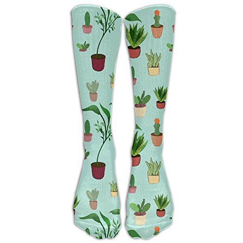 HTTACGB Pot Plant Unisex stockings Athletic Socksock (Plant Buy Pots Online Where To)