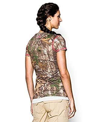 Under Armour Women's HeatGear® EVO Camo Short Sleeve