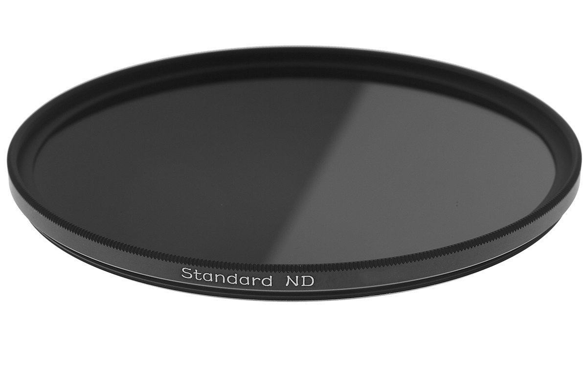 Firecrest ND 46mm Neutral density ND 2.4 (8 Stops) Filter for photo, video, broadcast and cinema production