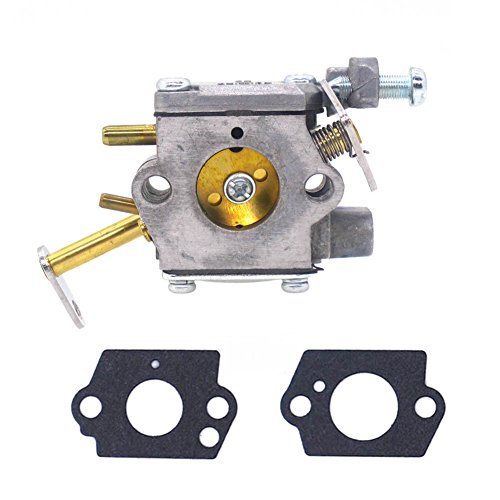 (FitBest Carburetor for Homelite 33cc ChainSaw 300981002 Homelite UT-10532 UT-10926 Ryobi RY74003D)