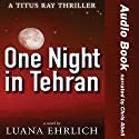 One Night in Tehran: A Titus Ray Thriller Audiobook by Luana Ehrlich Narrated by Chris Abell