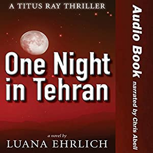 One Night in Tehran Hörbuch