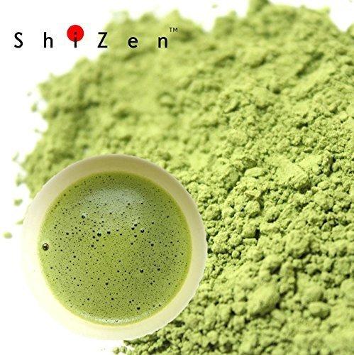 Cherry Blossom Matcha Green Tea Powder - High Grade Matcha blended with Cherry Blossom Leaf - ShiZen Tea