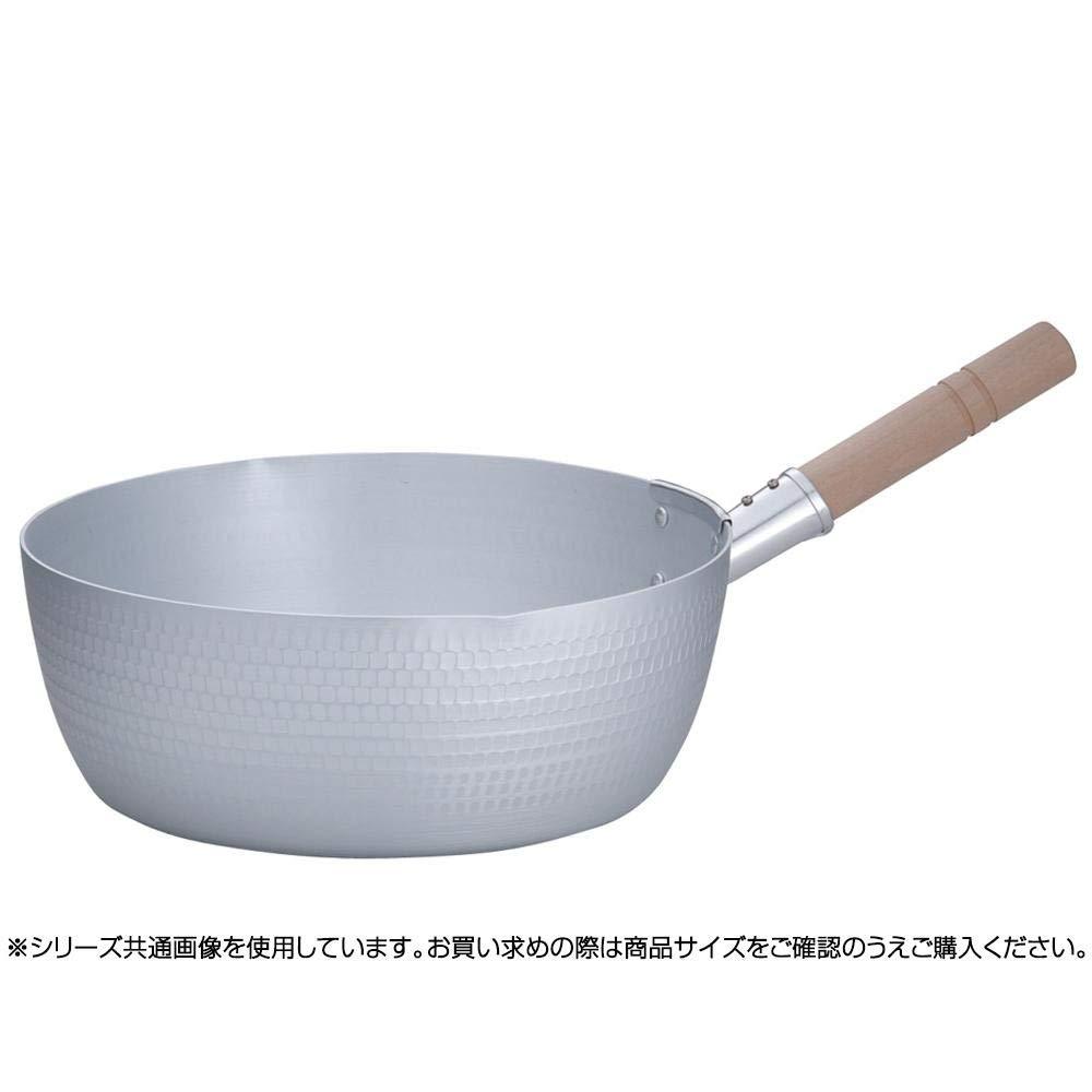 幅広く使えます。 遠藤商事 SAアルミ 雪平鍋(両口) 30cm AYK04030 6-0047-0506 〈簡易梱包   B07RVH9SS7