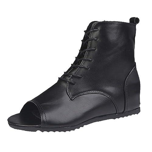 Plataforma Sandalias Moda De Antideslizantes Plana Retro Zapatos dCBeWxQro