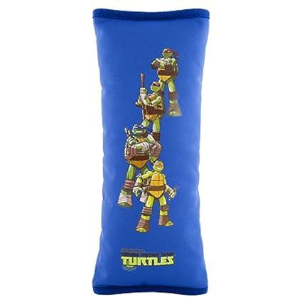 Tortugas Ninja TUR1038 Almohadilla Cojín, Azul, TAMAÑO XL