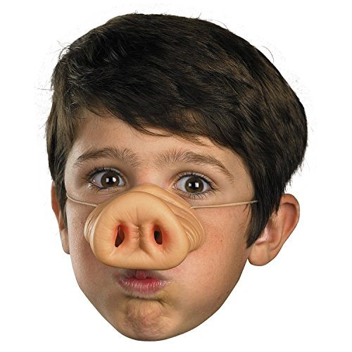 [Disguise Costumes Pig Nose, Child] (Devil Masks For Sale)