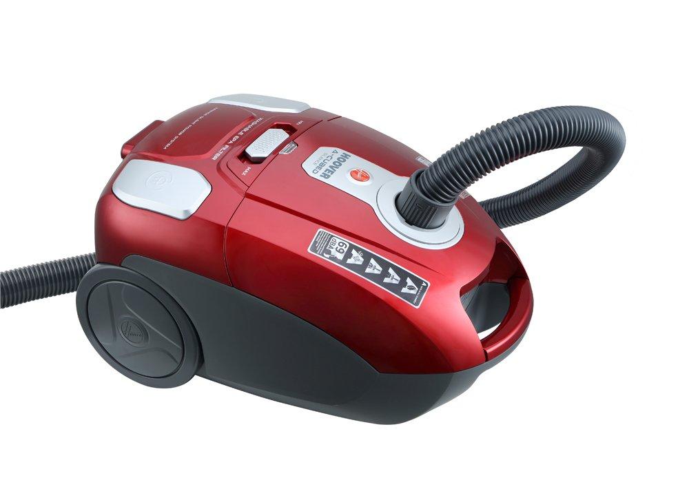 Hoover a-Cubed AC69 - Aspirador con bolsa, con accesorio especial para mascotas, 700 W, color rojo: Hoover: Amazon.es: Hogar