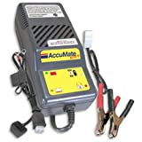 AccuMate 6/12 1.2A, TM-08, 4-step 6V/12V ChargeMatic Battery charger-maintainer