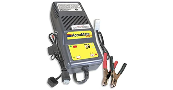 AccuMATE 6//12 Mini,6V//12V 3-step ChargeMatic battery Charger-maintainer TM-84