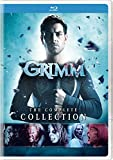 Grimm: The Complete Collection [Blu-ray]