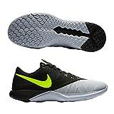 Cheap Nike New Men's FS Lite Trainer 4 Cross Trainer Grey/Volt 13