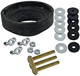 Lincoln 100874 3 Bolt Pattern Toilet Tank To Bowl Washer Kit