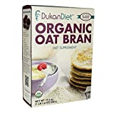 Organic Oat Bran 17.6 Ounce Pkg
