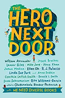 Book Cover: The Hero Next Door