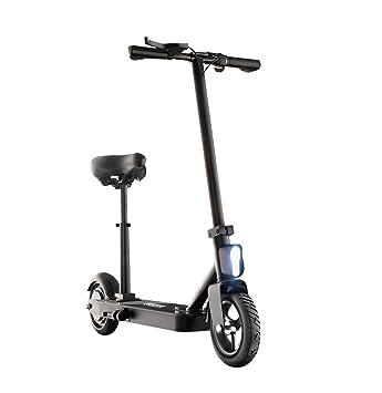 Plegable Scooter Eléctrico, 350W Patinete Eléctrico con ...