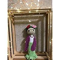 Muñeca Frida de Crochet