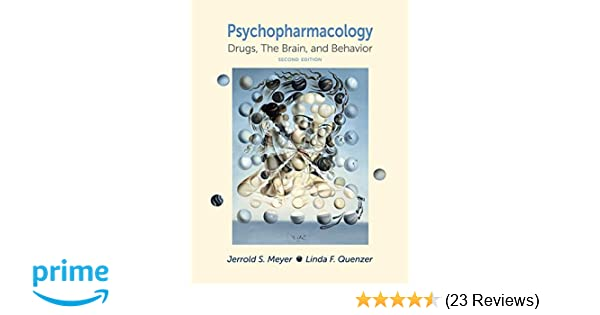 Psychopharmacology drugs the brain and behavior 9780878935109 psychopharmacology drugs the brain and behavior 9780878935109 medicine health science books amazon fandeluxe Images