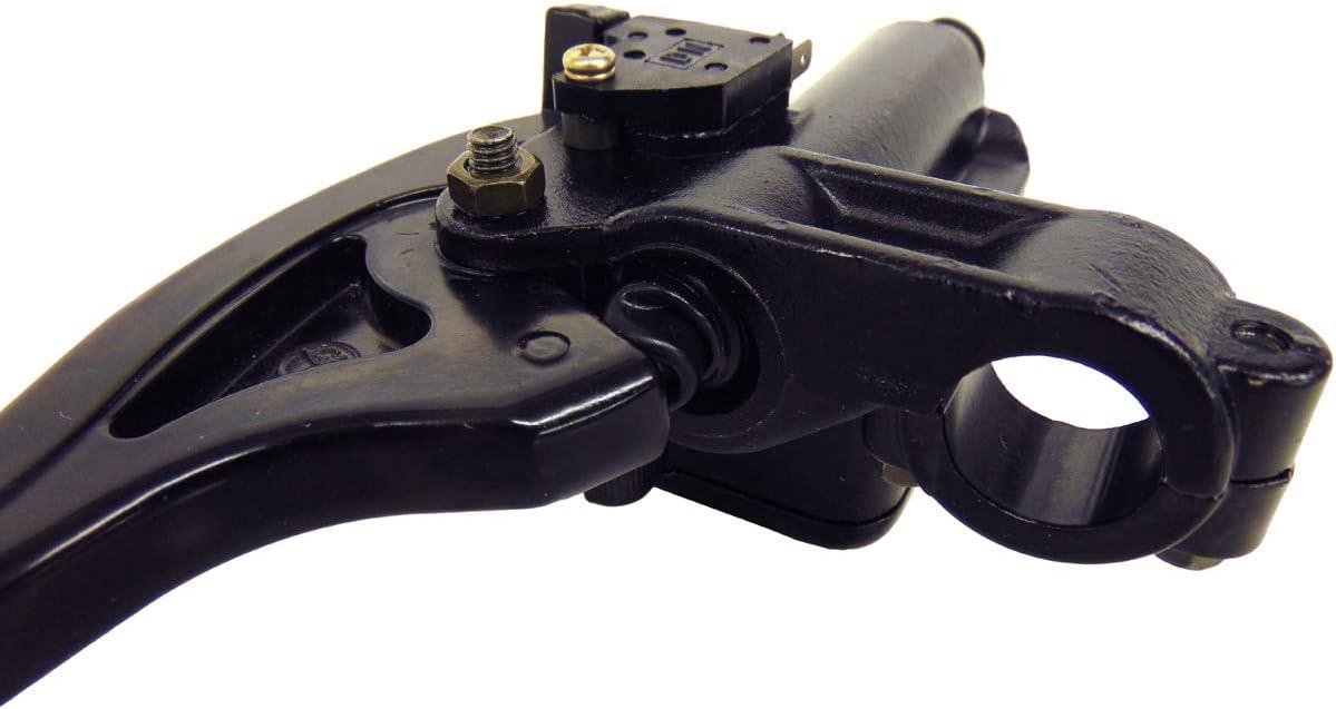 CRU Front Brake Master Cylinder for Suzuki Quadrunner 85-93 LT230E LT250EF Gift
