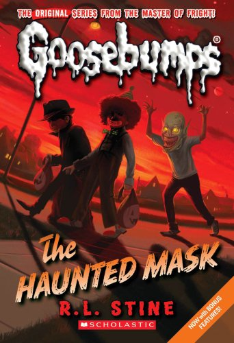 The Haunted Mask (Classic Goosebumps #4) -