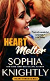Heart Melter: A billionaire enemies to lovers romantic suspense (A Heartthrob Series Book 2)